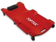Лежак автослесаря Toptul подкатной пластиковый 1020x480x115 мм JCM-0300