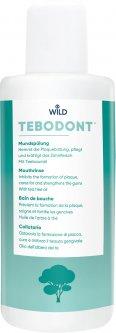 Ополаскиватель для полости рта Dr. Wild Tebodont с маслом чайного дерева без фторида 400 мл (7611841701655)