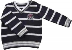 Пуловер Stummer 21276 86 см Синьо-білий (St05646525753)