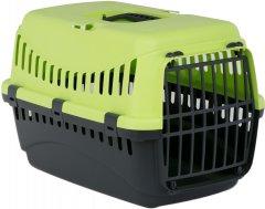 Контейнер-переноска для собак и кошек MP Bergamo Gipsy 46x31x32 см до 6 кг Green (8058093270987)