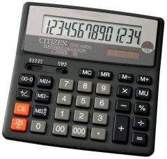 Калькулятор электронный Citizen 14-разрядный (SDC-640 II )