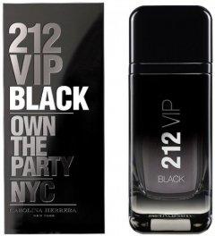 Парфюмированная вода для мужчин Carolina Herrera 212 Vip Black 100 мл (8411061869376)