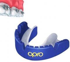 Капа Opro Gold Braces Prl Blue/Prl (002227006)