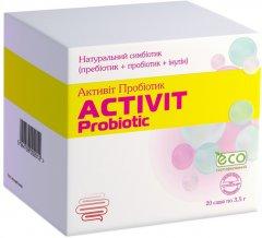 Натуральная диетическая добавка Aesculap Prod Активит Пробиотик № 20 3.5 г (5944759002012)