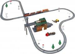Железная дорога Bsq с лесопилкой (6910010120831)