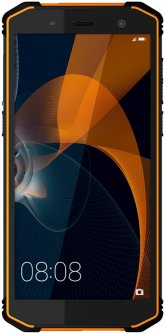Мобильный телефон Sigma mobile X-treme PQ36 Black-Orange