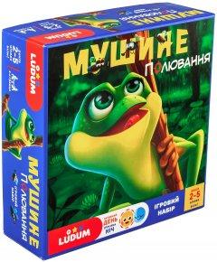 Игровой набор Ludum Мушиная охота украинский язык (игра, рассказ, аудиосказка) (LD1047-52) (4820215151795)