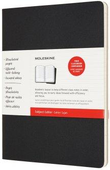 Набор записных книг Moleskine Cahier Subject 19 x 25 см 2 шт по 160 страниц Чёрний, Бежевый (8058647620282)