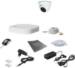 Комплект видеонаблюдения Tecsar AHD 1IN 2MEGA (000009921)