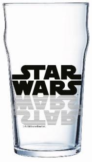 Бокал для пива ОСЗ Star Wars Logo 570 мл (18с2036 ДЗ SW Logo)