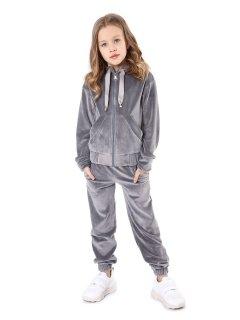 Спортивный костюм Timbo K063911 140 см Серый (2000000063942)