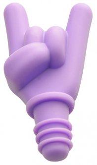 Пробка для бутылки Fissman 10 см Lilac (AY-7477.WS)