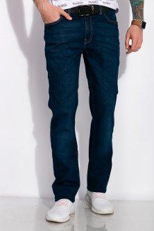Чоловічі джинси 148P1706008 прямі (Темно-синій) T&M 32 Розмір колір Темно-синій