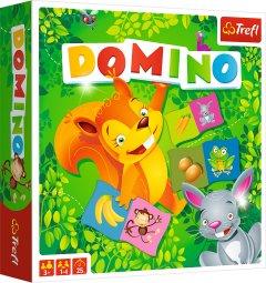 Настольная игра Trefl Домино (149996)