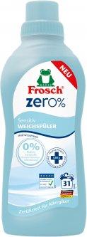 Кондиционер - ополаскиватель Frosch Zero Sensitiv 750 мл (4009175947697)