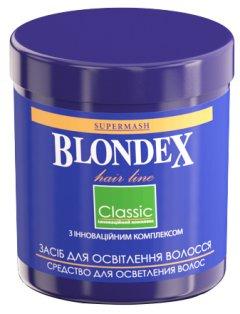 Средство для осветления волос Supermash Master Lux Blondex Classic 500 мл (4823001602624)