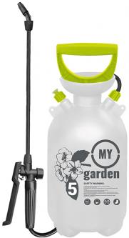 Опрыскиватель садовый My Garden ручной профессиональный 5 л (281-5)