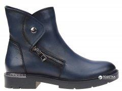 Ботинки Plezuro F80503-1226 navy 36 Синие
