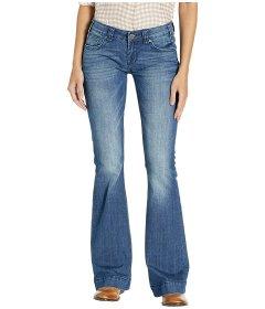 Джинси Rock and Roll Cowgirl Trousers in Medium Vintage W8-9222 Medium Vintage, 29W 32L (10981574)