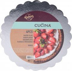 Подложка для выпечки круглая La Cucina 4 шт (170412960)