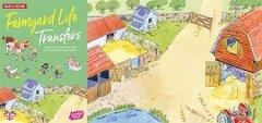 Переводные наклейки Scribble Down Жизнь на ферме (SD/14) (5060248270134)