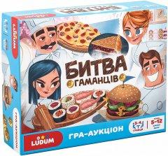 Настольная игра Ludum Битва кошельков украинский язык (LG2046-60)