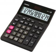 Калькулятор Casio 14 разрядный 155х210х34.5 (GR-14-W-EP)