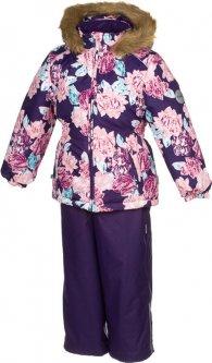 Зимний комплект (куртка + полукомбинезон) Huppa Wonder 41950030-71573 98 см (4741468616520)