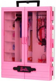 Шкаф Barbie Розовый (GBK11)