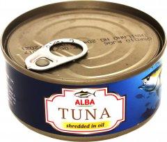 Тунец в масле Alba Food Салатный 150 г (8852111028013)