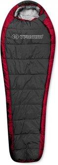Спальный мешок Trimm Highlander - 185 R Red/dark grey (001.009.0202)