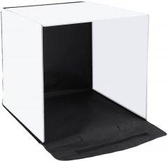 Софтбокс для предметной съемки Puluz PU5140 40 x 40 x 40 см Белый с черным (PU5140)