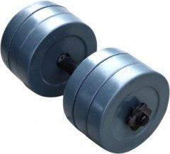 Гантель наборная RN-Sport гранилитная 15 кг (RN1645)