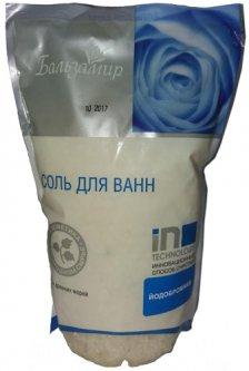 Соль для ванн Сириус Бальзамир Йодобромная 1000 г (4620002620189)