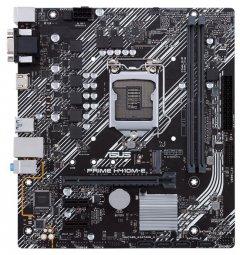 Материнская плата Asus Prime H410M-E (s1200, Intel H410, PCI-Ex16)