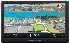 GPS навигатор Modecom Device FreeWAY SX 7.1 MapFactor (NAV-FREEWAYSX71-MF-EU)