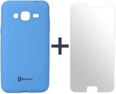Комплект панель + стекло BeCover для Samsung Galaxy J3 2016 SM-J320 (BC_703243)