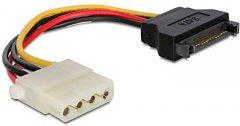 Кабель Cablexpert Molex F - SATA 0.15 м (CC-SATA-PS-M)