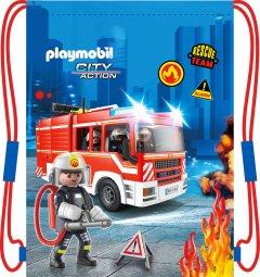 Сумка для обуви Playmobil PL-03 Boy - Firemen (507020003)