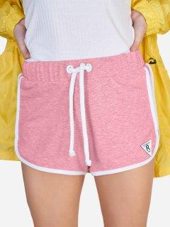Спортивные шорты ISSA PLUS 11700 L Розовые (2000325693565)