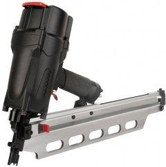 Гвоздезабивной пистолет пневматический (50- 90 ;магазин 60 гвоздей, диам.2.87-3.33, 21 градус) AEROPRO RHF9021