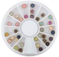 Декор для ногтей Avenir Cosmetics Жемчуг в карусели (2009610009029)