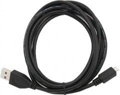 Кабель Cablexpert microUSB - USB 3 м (CCP-mUSB2-AMBM-10)
