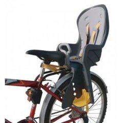 Велокресло TILLY Safe Road T-832 Серый/Черный
