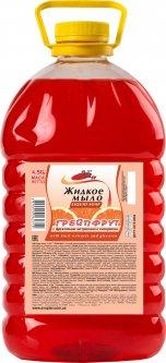 Мыло жидкое e`Va Грейпфрут 4.5 кг (4820020262310)