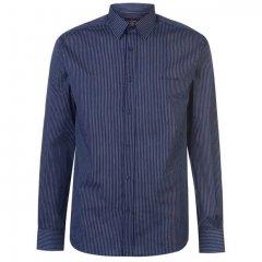Рубашка Pierre Cardin 558001-75 XL Navy Stripe