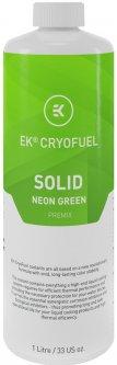 Концентрат EKWB EK-CryoFuel Premix Solid Neon Green 1000 мл (3831109880364)