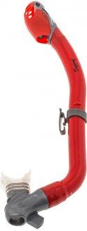 Трубка Marlin Joy Красная с серебристым (014181)