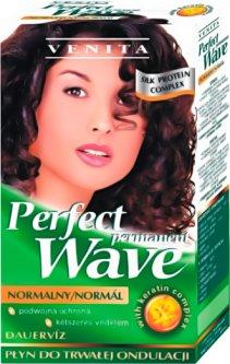 Средство для завивки волос Venita Perfect Wave нормальний 100+100+10 мл (5902101104203)