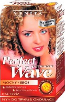 Средство для завивки волос Venita Perfect Wave сильний 100+100+10 мл (5902101104210)